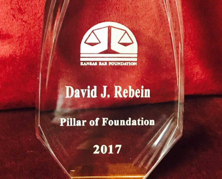 Pillar of Foundation Award