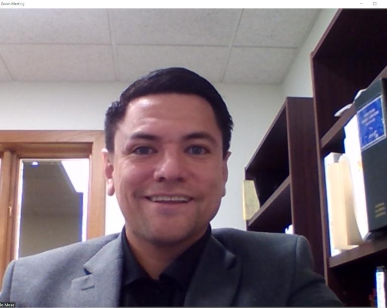 Attorney Pablo Mose KTLA Webinar